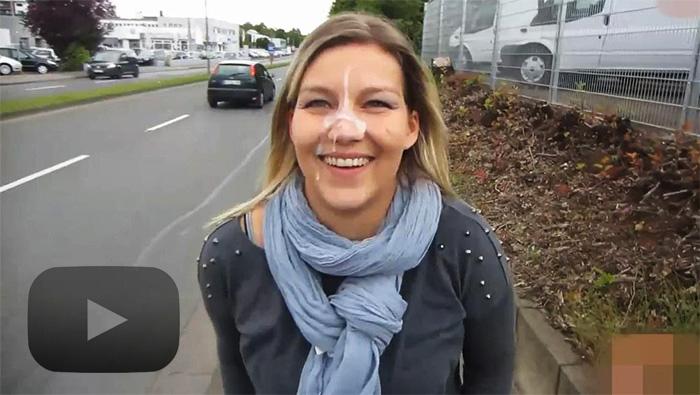 POV Fickrodeo mit Privatgirl aus Germany